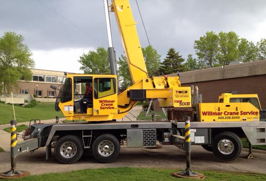 Willmar Crane Service   320-235-0345   Spicer, MN